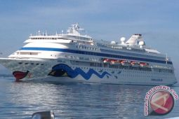 Cruise Ship With 1,062 Passengers Visits Lombok