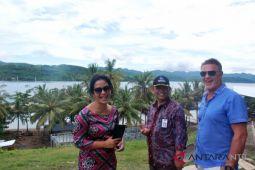 Kemenko Maritim cek pembangunan marina Lombok Barat