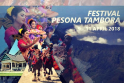 Festival Tambora libatkan lima kabupaten di Sumbawa