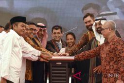Menteri BUMN letakkan batu pertama hotel paramount