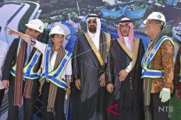 Rini Soemarno: pembangunan KEK Mandalika paling Pesat