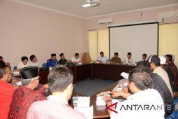Pemkab Lombok Utara silaturrahmi dengan pimpinan parpol