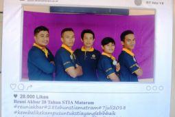 Alumni STIA Mataram Reuni Akbar 28 Tahun