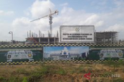 TP4D dampingi pembangunan gedung Bupati Lombok Tengah