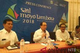 140 kapal yacht ikuti Sail Moyo Tambora