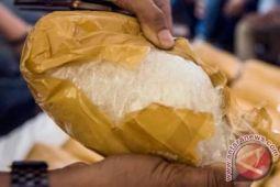 Polres Lombok Utara tangkap dua pengedar sabu-sabu
