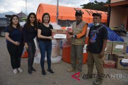 Harita Group sumbang Rp300 juta untuk Lombok