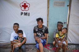 Palang merah internasional kunjungi korban gempa Lombok