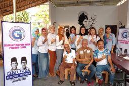 Gerak Prosa NTB siap menangkan Prabowo-Sandi