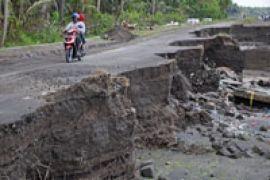 PUPR Mataram belum terima laporan tanggul longsor