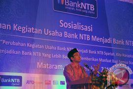 Gubernur: Pembentukan Bank NTB Syariah Mewujudkan Ekonomi Berkeadilan