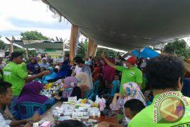 Pengobatan Gratis Tim Relawan Ali BD Disambut Antusias Masyarakat
