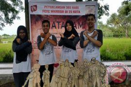 FCTC Kampanyekan Larangan Iklan Rokok di Mataram