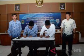 Lombok Utara-Sumbawa Barat kerjasama bidang pariwisata
