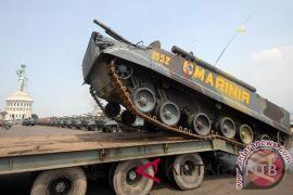 TNI AL Membangun Dua Monumen di Lombok