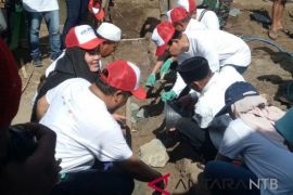 Empat BUMN Kembangkan Desa Wisata Setanggor Lombok