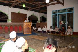 Wabup Lombok Utara laksanakan Safari Ramadhan