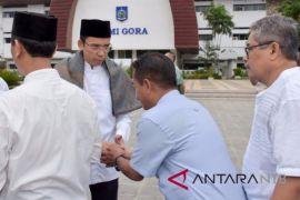 Gubernur NTB Halalbihalal bersama Jajaran ASN