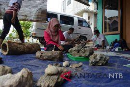 Benda purbakala Dinasti Tang ditemukan di Lombok
