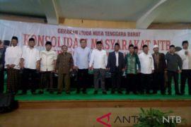 Tokoh dan Ulama NTB dukung keputusan TGB Soal Jokowi