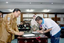 Kompas bantu Puskesmas dan Sekolah di Lombok