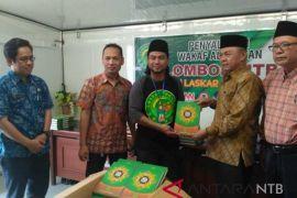 Yayasan LPS serahkan 1.584 wakaf  Quran