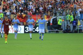 SPAL menang 2-0 di kandang Roma