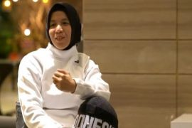 Atlet Anggar Asian Para Games direkrut jadi pegawai Kemenhub
