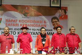 PDI Perjuangan bantah tuduhan pengrusakan bendera Demokrat