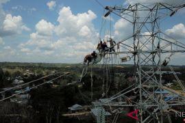 164.000 rumah tidak mampu membayar biaya penyambungan listrik