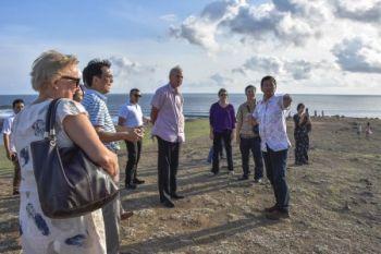 Diplomatic Tour Mandalika Lombok