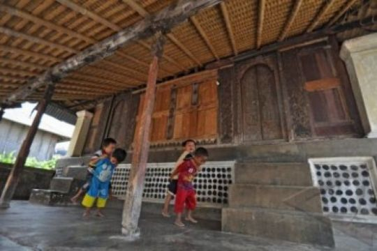 Rumah Sade, sebuah potret budaya Sasak