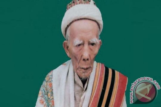 TGKH Muhammad Zainuddin Abdul Madjid Dianugerahi Gelar Pahlawan Nasional