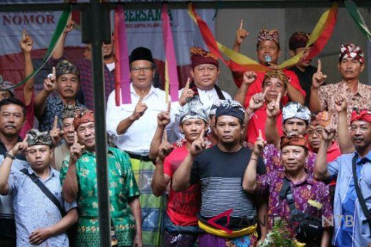 Izzul Tolak Hasil DPT oleh KPU Lombok Barat