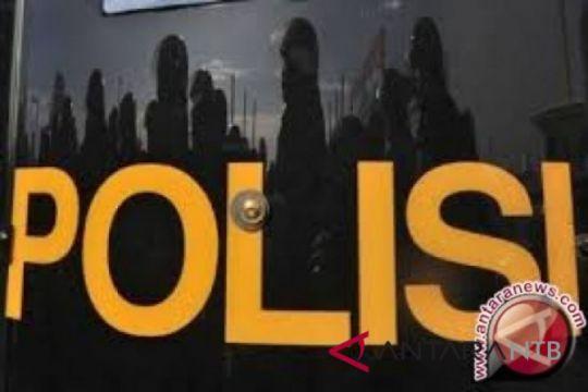 Polisi tembak buronan begal pengemudi ojek