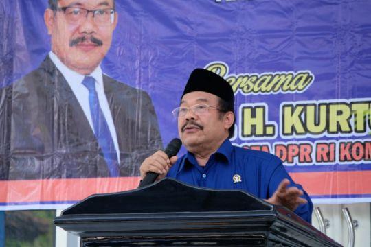 Gubernur apresiasi perjuangan Kurtubi dalam meningkatkan kelistrikan NTB