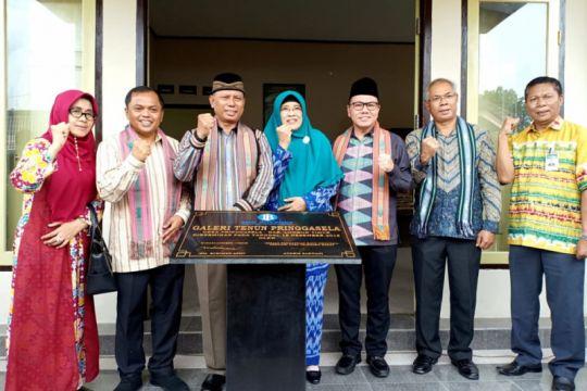 Bank Indonesia bangun galeri tenun Pringgasela di Lombok Timur