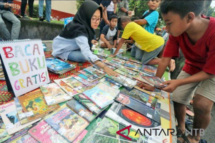 Legislator: minat baca orang Indonesia 0,001 persen