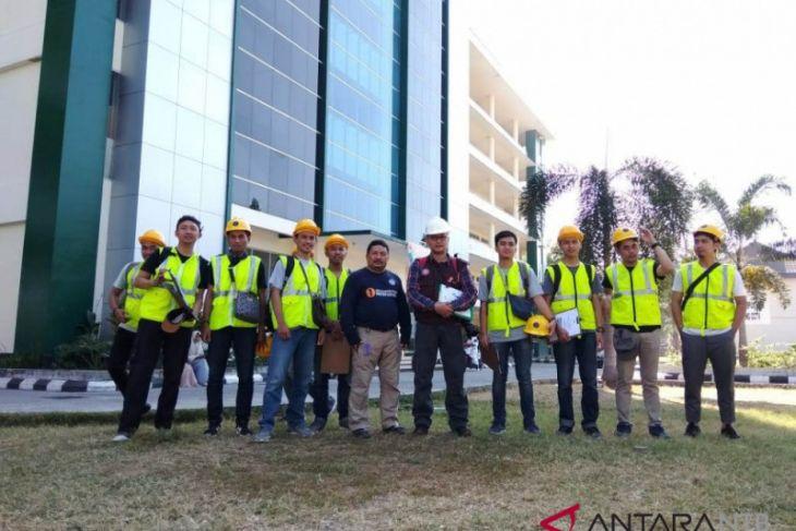 MDMC nyatakan gedung Universitas Muhammadiyah Mataram aman digunakan
