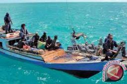 Tiga Kapal Nelayan NTT Ditangkap Patroli Australia
