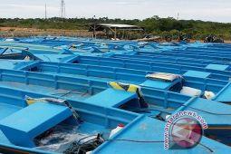 300 Kapal Untuk Nelayan NTT