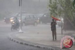 Musim Hujan Datang Lebih Awal