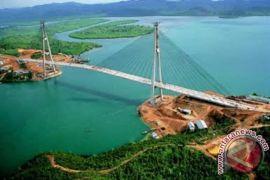 Gubernur minta dukungan terhadap pembangunan Pancasila-Palmerah