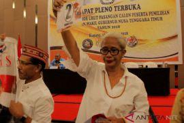 Lipsus - Emelia, sosok Kartini dalam ajang Pilgub NTT