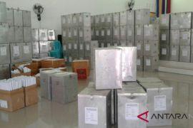 Logistik untuk pemungutan suara belum lengkap