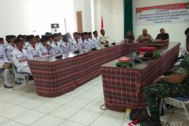 Pemkab Kupang apresiasi terhadap anggota Paskibra
