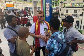 Pertamina resmikan SPBU di pulau terdepan NTT