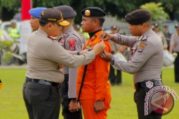 Apel Operasi Mantap Praja Turangga 2018