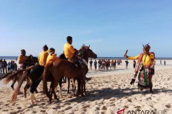 Parade 1001 Kuda Sandelwood di Sumba