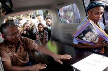 Kedatangan Jenazah Korban KKB Papua